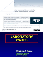 Dental Lab Waxes