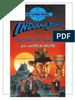 Librojuego   Indiana Jones y La Copa Del Vampiro
