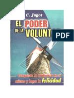 110683061 Paul C Jagot El Poder de La Voluntad