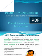 Project Communications Management.ppt