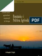 Romania si Politica Agricola Comuna