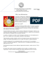 El pH y los Alimentos Alcalinos