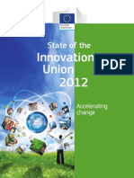 State of the Innovation Union Report 2012