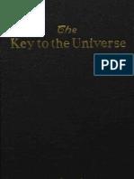 The Key to the Universe, Spiritual Symbols - Curtiss, Order of the 15, Mystics (1938)