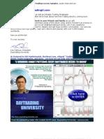 Day Trading University 5 Charts