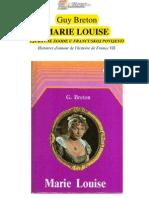 Guy Breton - Marie Louise