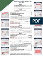 Calendar Final Version 2012 2013-Simi