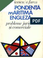 Corespondenta Maritima Engleza