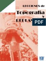 lecciones de topografía y replanteos (4a edición) escrito por antonio gonzález cabezas