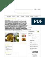 Recette - Couscous au mérou triple saveur - Notée 4.8:5 par les internautes