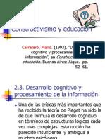 12236231 2 Constructivismo y Educacion Mario Carretero Scribd