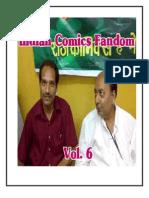 Indian Comics Fandom (Vol. 6)