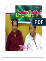 Indian Comics Fandom (Vol. 6)