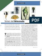 Paolo Sidoni - Stilisti dell'Artecrazia
