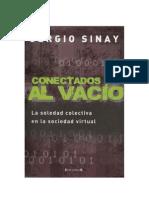 Sinay, Sergio - Conectados al vacío [pdf]