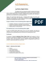 Curso de Marketing Politico Digital Online