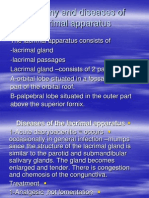Anatomy and Diseases of Lacrimal Apparatus