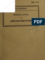 Aircraft Structures War Dept Manual