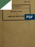 Aircraft Structures War Dept Manual