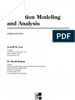 Livro Simulation Modeling and Analysis