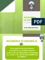 Ingenieria Economica Clase 1