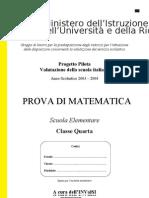 02 Matematica IV Elementare