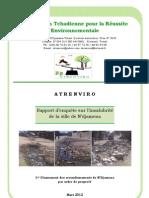 Insalubrité Multidimensionnelle à N'Djamena - Approche par les capabilités basée sur les ensembles flous