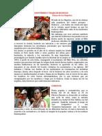 COSTUMBRES Y TRAJES DE HUÁNUCO