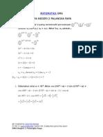soal pembahasan matematika SMA