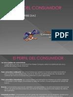 Perfil Del Consumidor MAYRA LISETT URIBE DIAZ