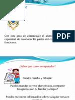 Guía de aprendizaje del computador