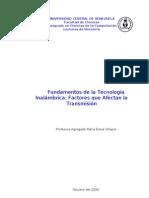 FTI-Factores Afectan Comunicacion