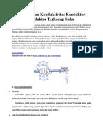 Resistivitas dan Konduktivitas Konduktor dan Semikonduktor Terhadap.docx