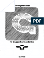 Führungsverhalten für Gruppenkommandanten