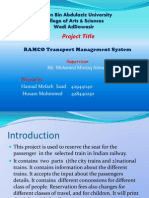 bus transportation management system project ppts