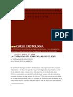 CURSO CRISTOLOGIA