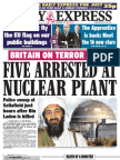 Daily Express Wednesday May 4 2011