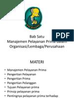 BAB 1-Manajemen Pelayanan Prima