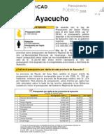 Bol 29 Ayacucho