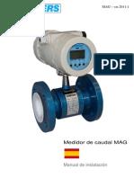 Caudalimetros Analisis Completo de Agua Tema 04