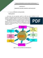 Managementul administrării resurselor materiale în cadrul unui proiect