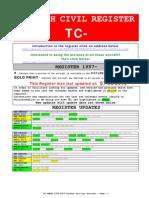Turkish Civil Aircraft Register