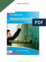 SOLUCIONARIO DE ANÁLISIS MATEMÁTICOS III - Eduardopdf