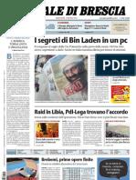 Il Giornale Di Brescia 04 Maggio 2011