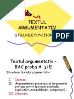 textul_argumentativ