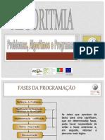1 - Problemas, Algoritmos e Programas 2012