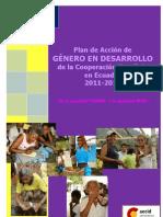 Plan Genero Ce Ecuador