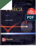 fisica - serway (4ta edición) tomo i - español