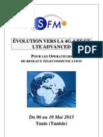 Evolution 4g,Lte & Lte v2