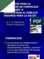 REQUISITOS PARA LA OPERACIÓN DE FARMACIAS.pptx
